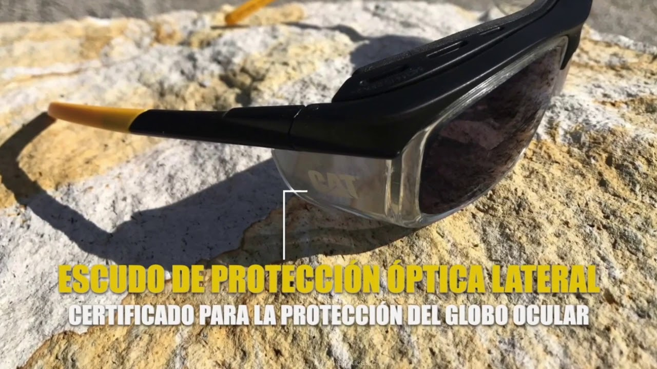 08ebb08ac3 Nuevo Modelo de lente de seguridad CAT Compactor – HD Opticas