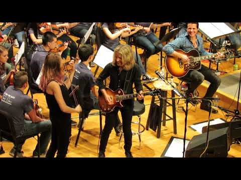 Renegade  Tommy Shaw and the Contemporary Youth Orchestra