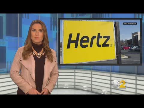 Several Rental Cars Stolen From Hertz Lot Near Midway Airport
