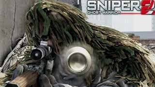 Sniper Ghost Warrior 2: Stealth Ambush Gameplay