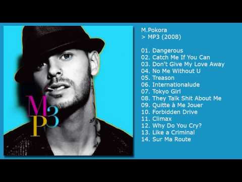 M. Pokora - MP3 - 10 Forbidden Drive