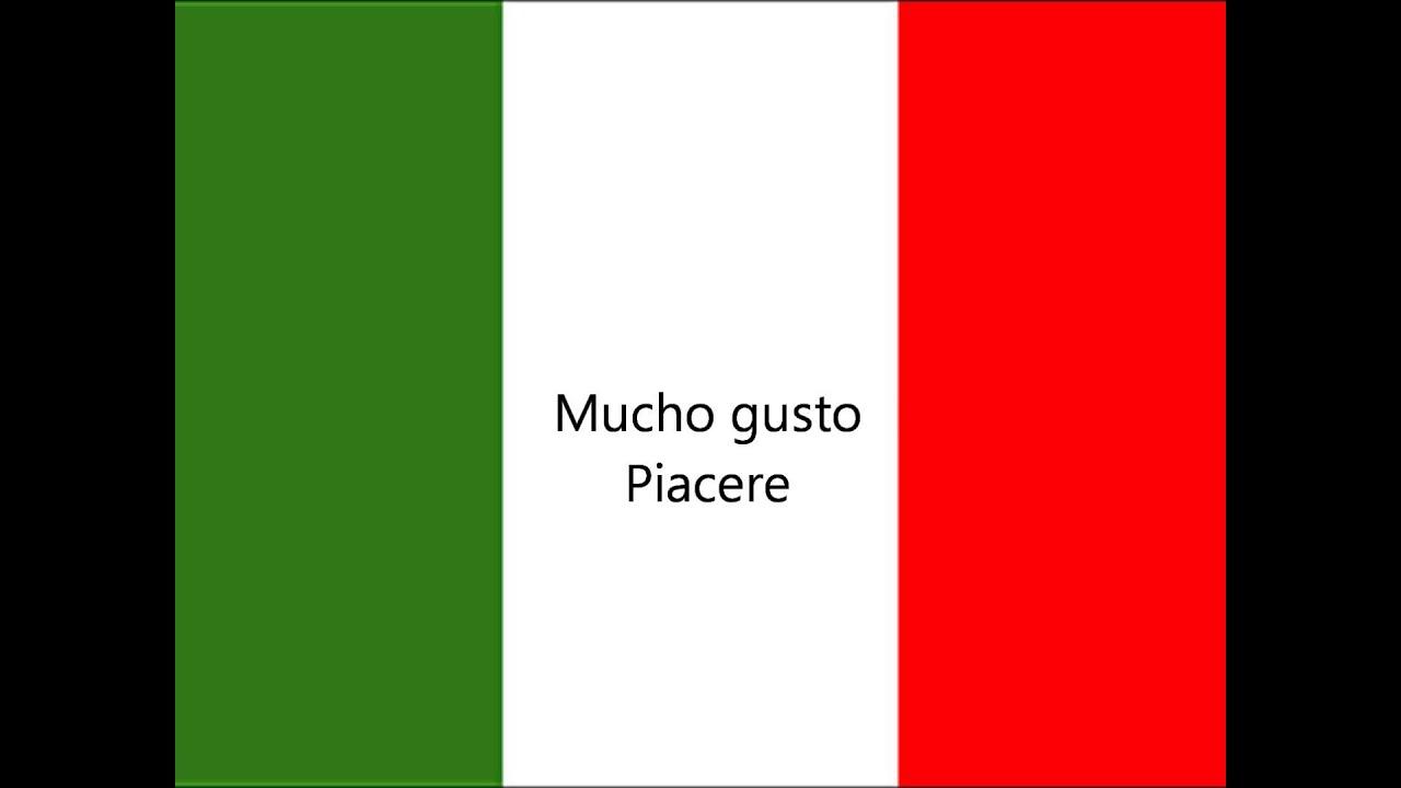 Aprenda Frases Italianas Básicas En 2 Minutos