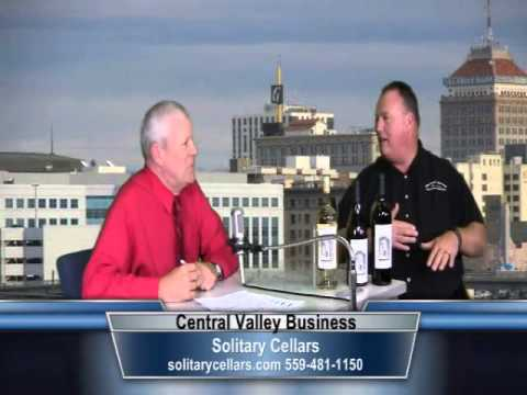 Greg Bergersen from Solitary Cellars on Central Valley Business
