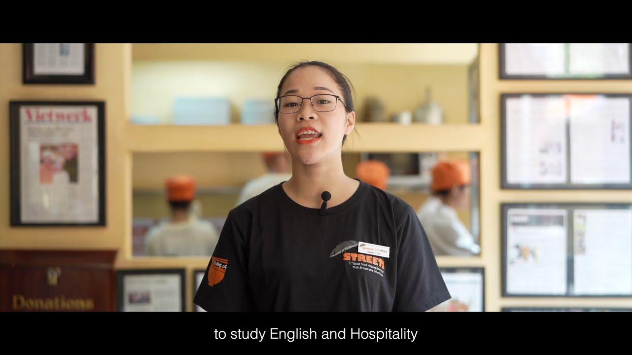 Meet STREETS Trainee - Chuong