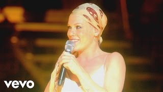 Download Lagu P!nk - What's Up (from Live from Wembley Arena, London, England) mp3