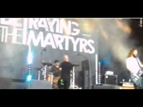 "Betraying The Martyrs release new song ""Eternal Machine"" + tour with The Browning and more..!"