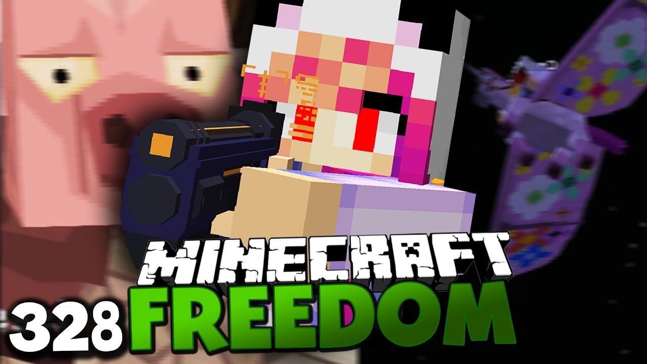 Download CANDY ATTACKIERT UNSER DORF! & PROF. ENTE OPFERN?! ✪ Minecraft FREEDOM #328 DEUTSCH | Paluten