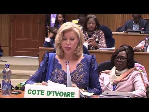 Sommet de l'UA : Rencontre des premières Dames d'Afrique
