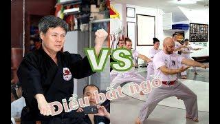 Võ sư Karate Đoàn Bảo Châu tiết lộ bất ngờ trước trận đấu 'luật rừng' với cao thủ Vịnh Xuân Canada