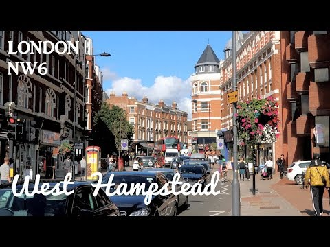 Tour of West Hampstead, London NW6