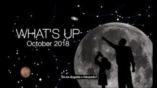 Što nas čeka u listopadu? - NASA JPL