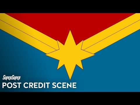 Avengers: Infinity War- Post Credit Scene Explained in Hindi | SuperSuper