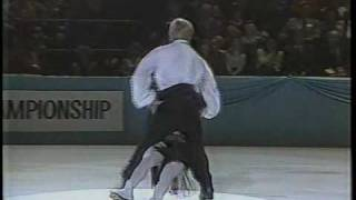 Torvill & Dean (GBR) - 1985 World Professionals, Technical Dance