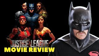 JUSTICE LEAGUE- Movie Review!