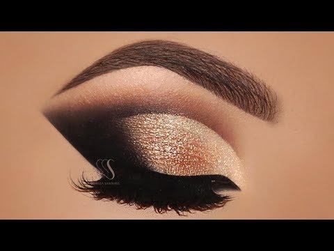 Copper Cut Crease + Full Face Makeup Tutorial | Melissa Samways ♡