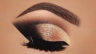 Copper Cut Crease + Full Face Makeup Tutorial | Melissa Samways