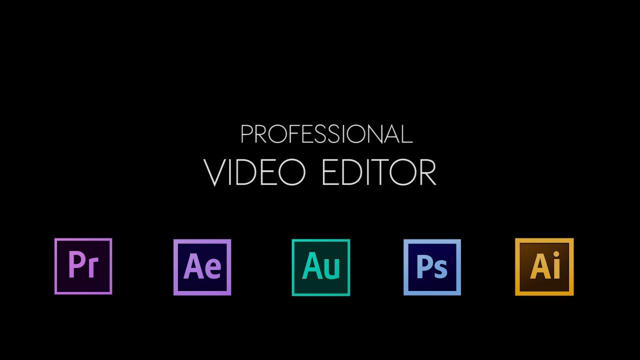 Video Editor Demo Reel 2017