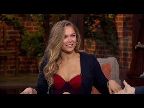 Download Ronda Rousey Talks About Her Role In Expendables 3