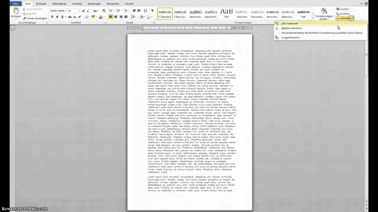 Taschenbuch A5 einrichten mit Word, ungleiche Seitenränder - YouTube