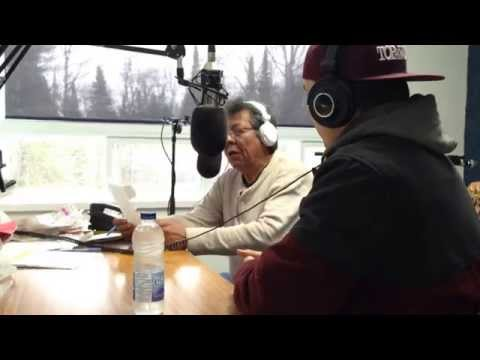 CKWE 103.9 FM interview with Cody Coyote in Kitigan Zibi -  April 10th, 2015