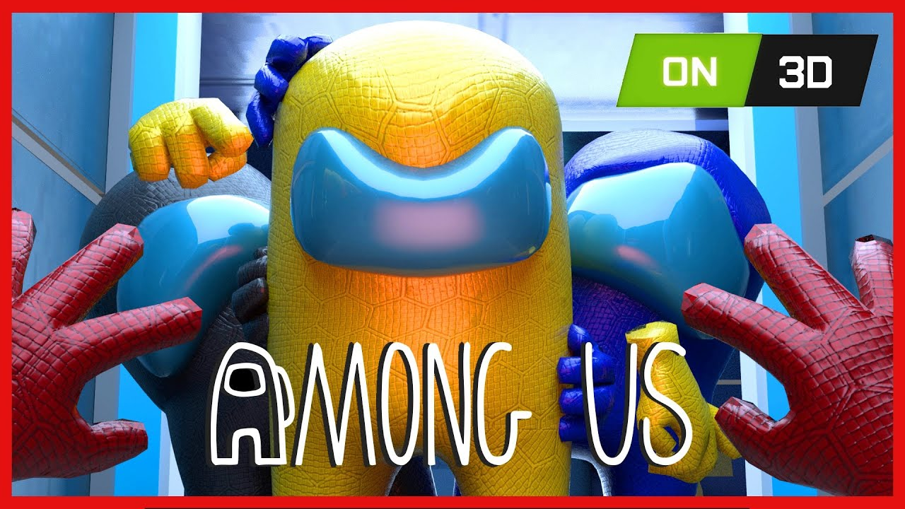 Download AMONG US 3D ANIMATION - THE IMPOSTOR LIFE #1