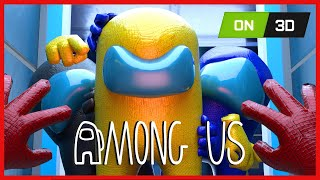 AMONG US 3D ANIMATION - THE IMPOSTOR LIFE #1