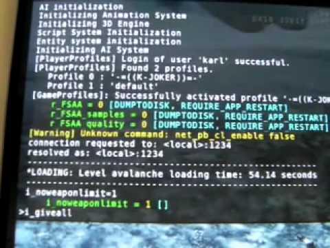 скачать читы на Crysis Warhead - фото 2