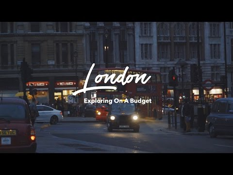 FINDING FOOD PLACES IN CENTRAL LONDON // EXPLORING LONDON ON A BUDGET EP.01