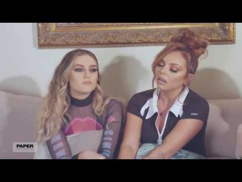 Little Mix Acoustic Performance Of Touch & Shout Out To My Ex