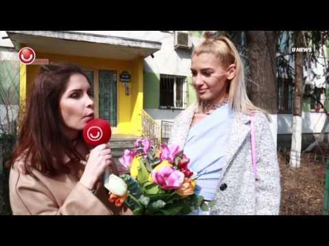 UNews: Campanie Floria.ro 8 Martie @Utv 2017