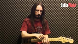 """Guitar Player Brasil - Edição #227 - Transcrição """"Decadence Dance"""", Extreme"""