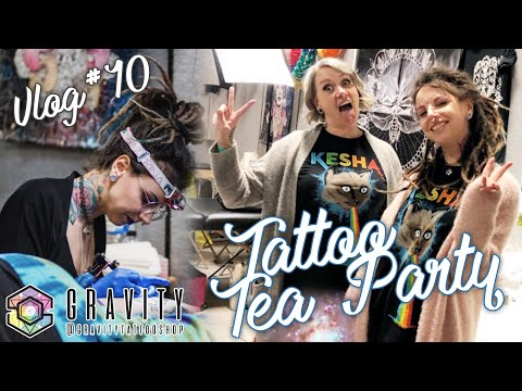 Vlog #10: Tattoo Tea Party Convention, Manchester