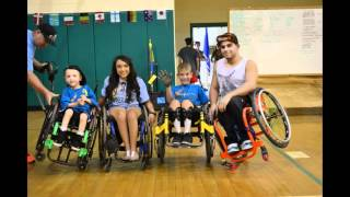 Paralympics Summer Day Camp 2012