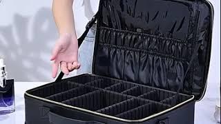 전문가용 대용량 출장용 거울 화장품가방 메이크업