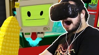 BEST CHEF IN THE WORLD - JOB SIMULATOR HTC Vive