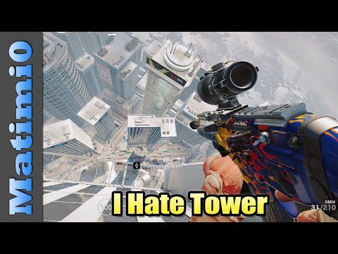 I Hate Tower - Rainbow Six Siege