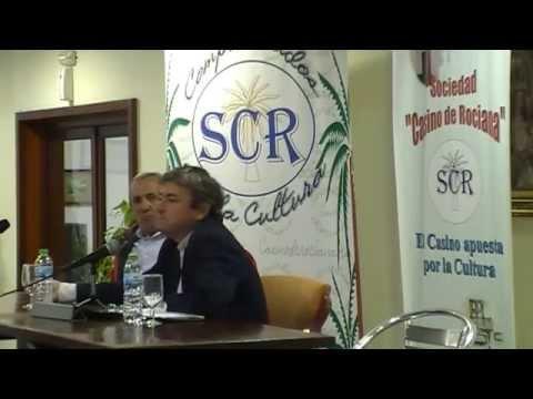 Conferencia sobre la violencia de género en el Casino de Rociana