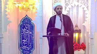 رفع المستوى العلمي للناس في دولة الإمام المهدي عجل الله فرجه - الشيخ أحمد سلمان