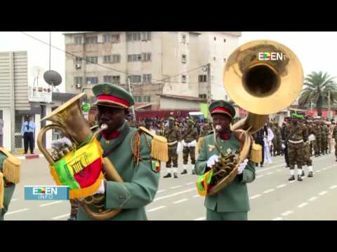 1er Août 2017 : Défilé militaire et paramilitaire