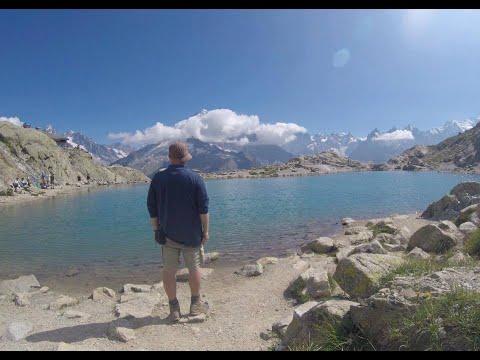Around the Alps on the TMB: Tour du Mont Blanc