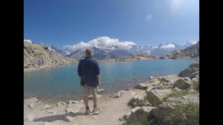 Tour du Mont Blanc TMB Backpacking Europe 2016