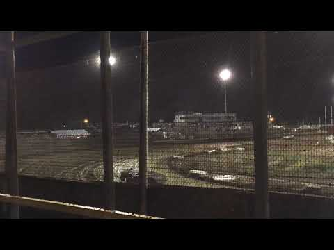 Hobby stock race at east bay raceway park