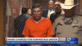 Former Bus Driver Arraigned