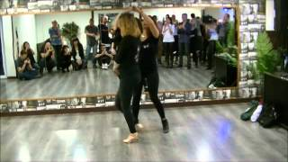 Passe de Bachata débutant à Dijon Danse