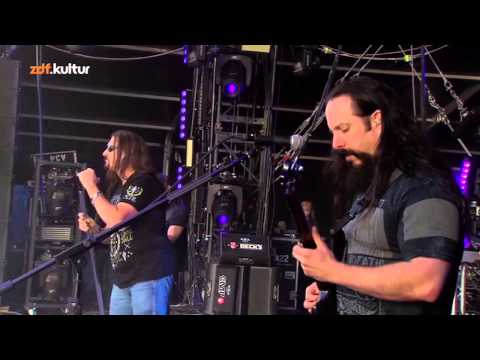 Dream Theater - The spirit carries on (Live Wacken 2015)
