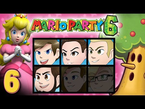 Mario Party 6: Rain Man - EPISODE 6 - Friends Without Benefits