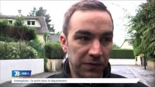 Intempéries : le point dans les Yvelines