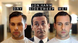 Jon Hamm Hair Piece