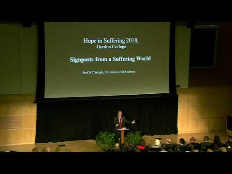 Signposts from a Suffering World