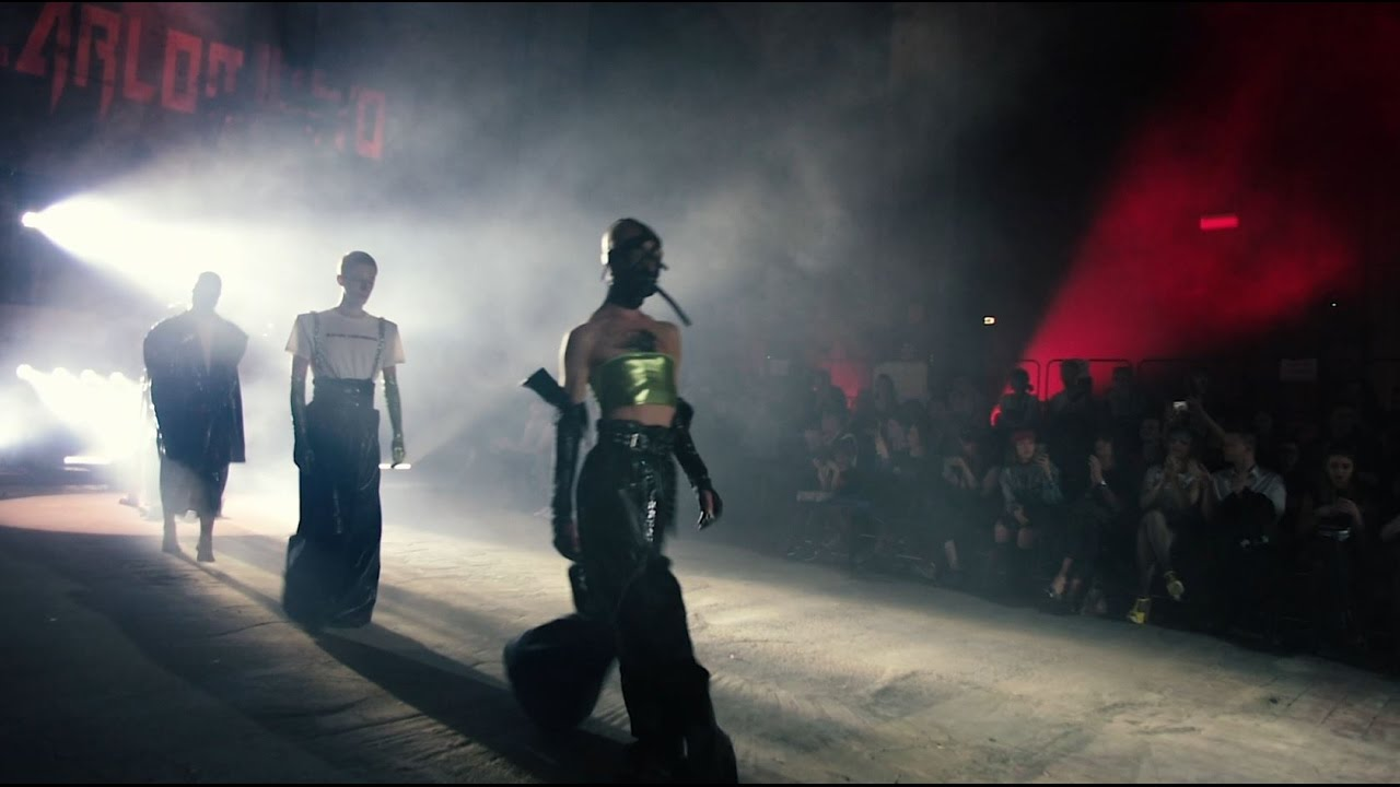 Berlin Alternative Fashion Week in the Berghain